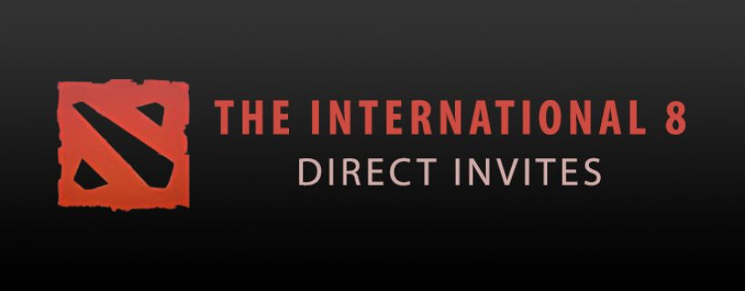 Direct Invites for The International 8!