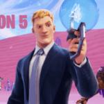Fortnite Season 5 new skin