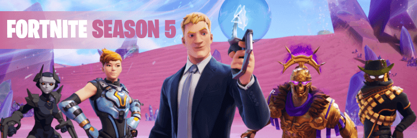 Fortnite Season 5 gets anime-inspired skin among 2 others