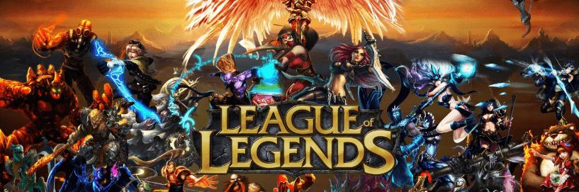 League of Legends revenue