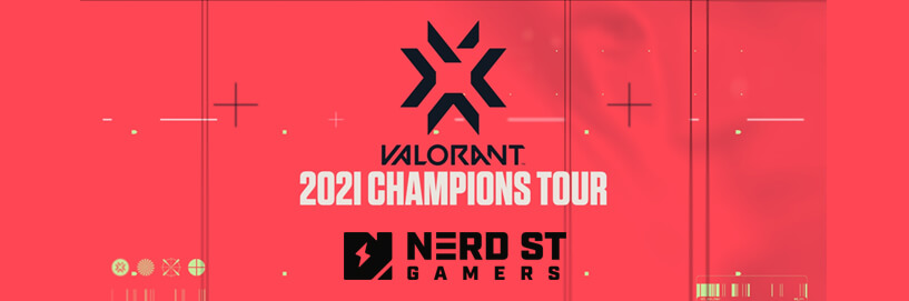 Nerd Street Gamers to drive first stage of Valorant Champions Tour
