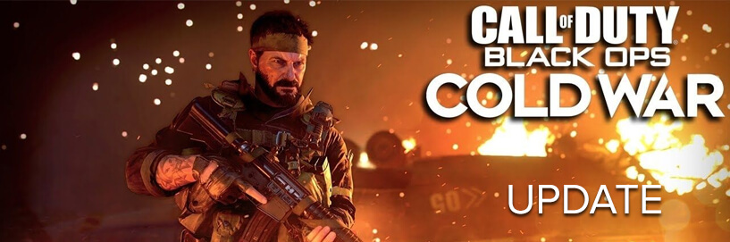 COD: Black Ops Cold War update