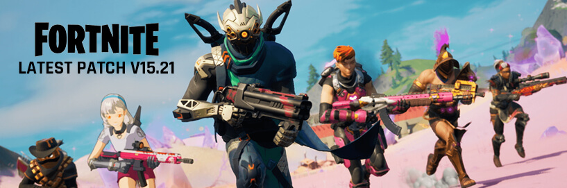 Fortnite v15.21 gets new patch notes, bug fixes, Jungle Hunter Quests