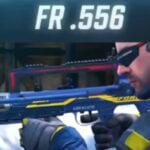 COD: Mobile assault rifle