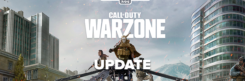 Call of Duty Warzone new patch