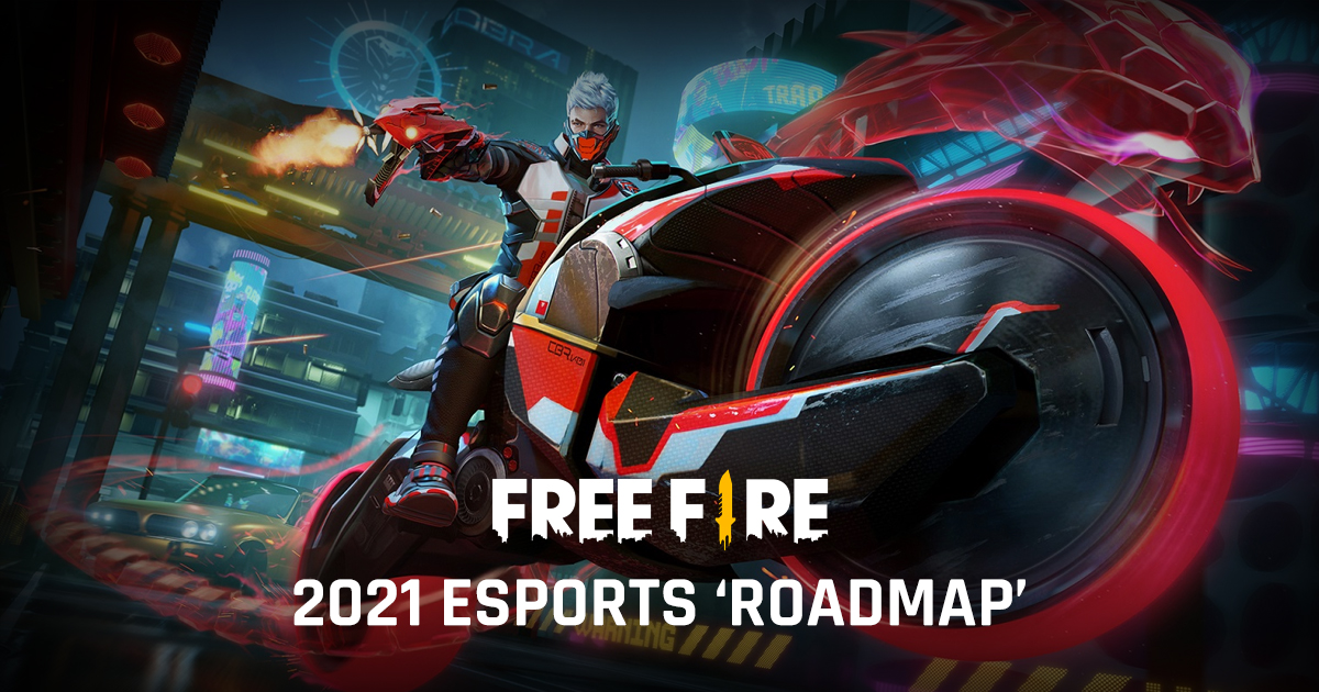 Garena announces Free Fire World Series, Esports Roadmap for 2021