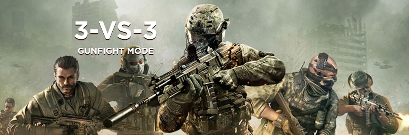 Activision launches 3-vs-3 Gunfight Mode on CoD Mobile today
