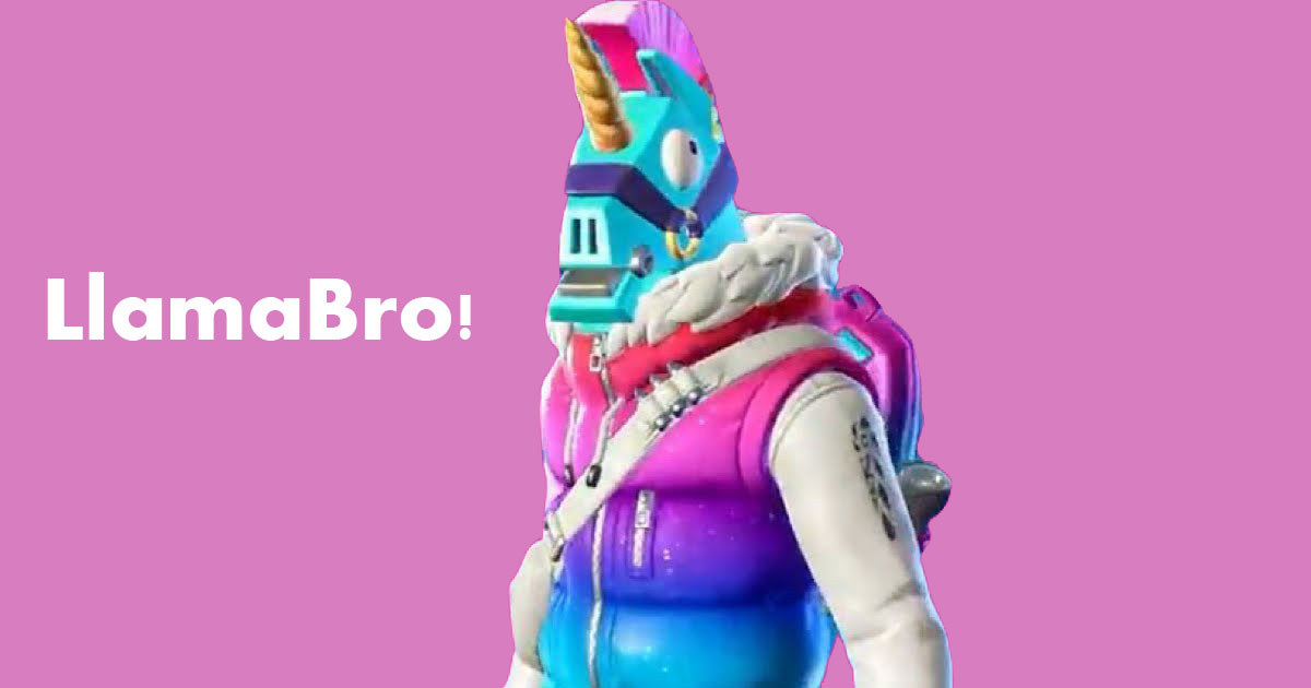 Fortnite adds its latest Llambro Crew Skin to the Item Shop