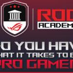 ASUS ROG esports academy
