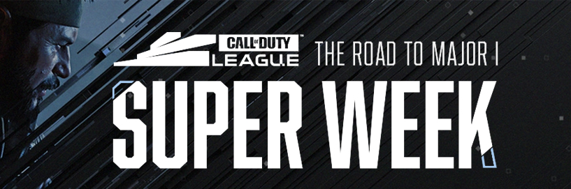 Call of Duty League combines 20 matches into Super Week