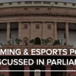 Indian Parliament discusses Esports