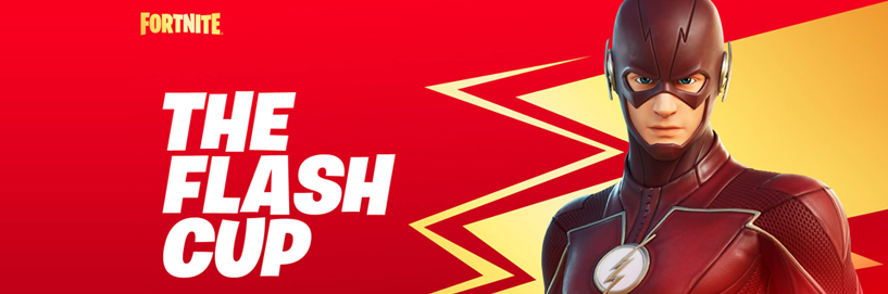 Fortnite gets Flash Skin & Flash Cup