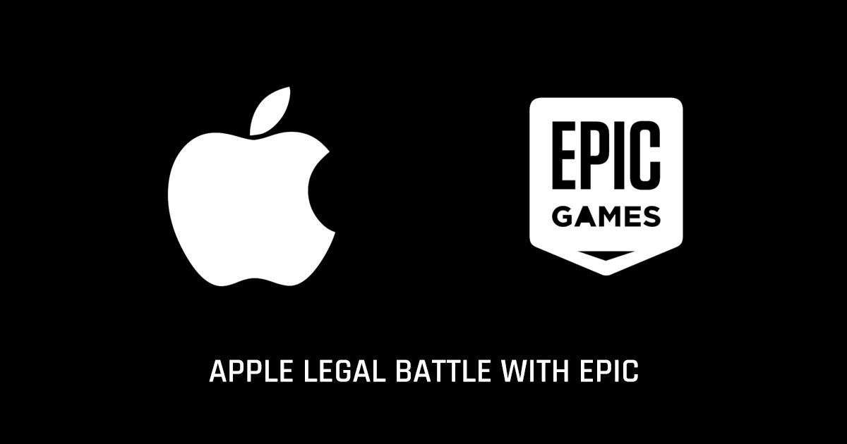 Valve Apple & Epic Games