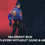 New Valorant Bug