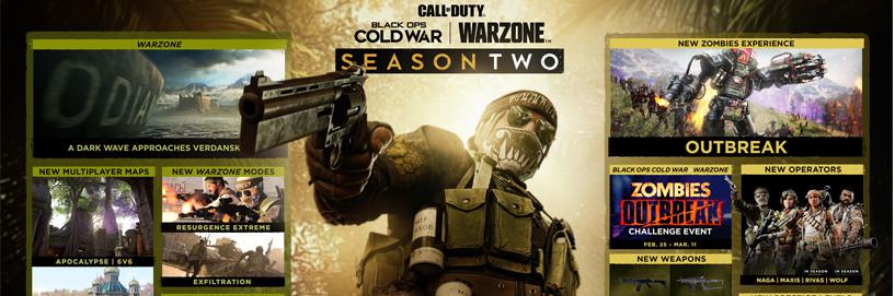 CoD: Black Ops Cold War Season 2