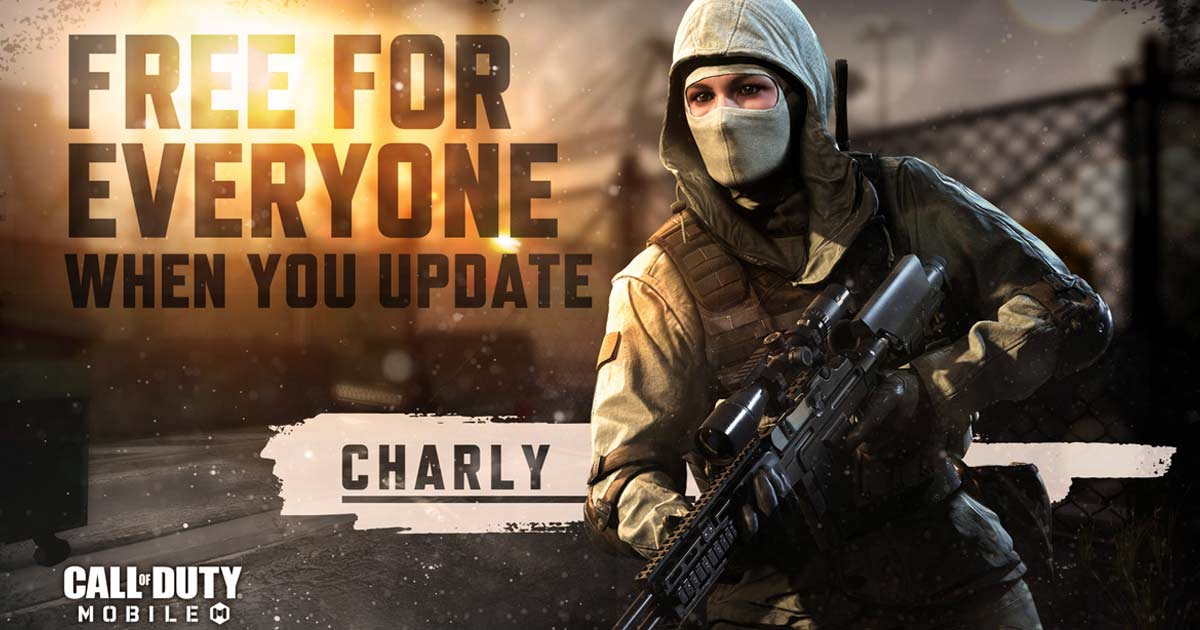Agent Charly in CoD Mobile