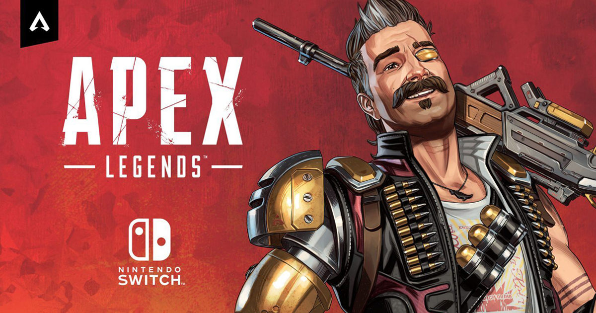Apex Legends Officially Launched on Nintendo Switch