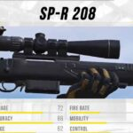 Call of Duty Mobile SP-R 208