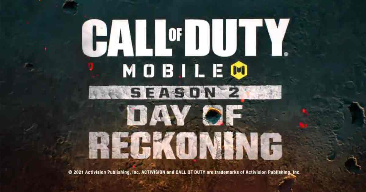 Call Of Duty Mobile Season 2 will be introduced Next Week