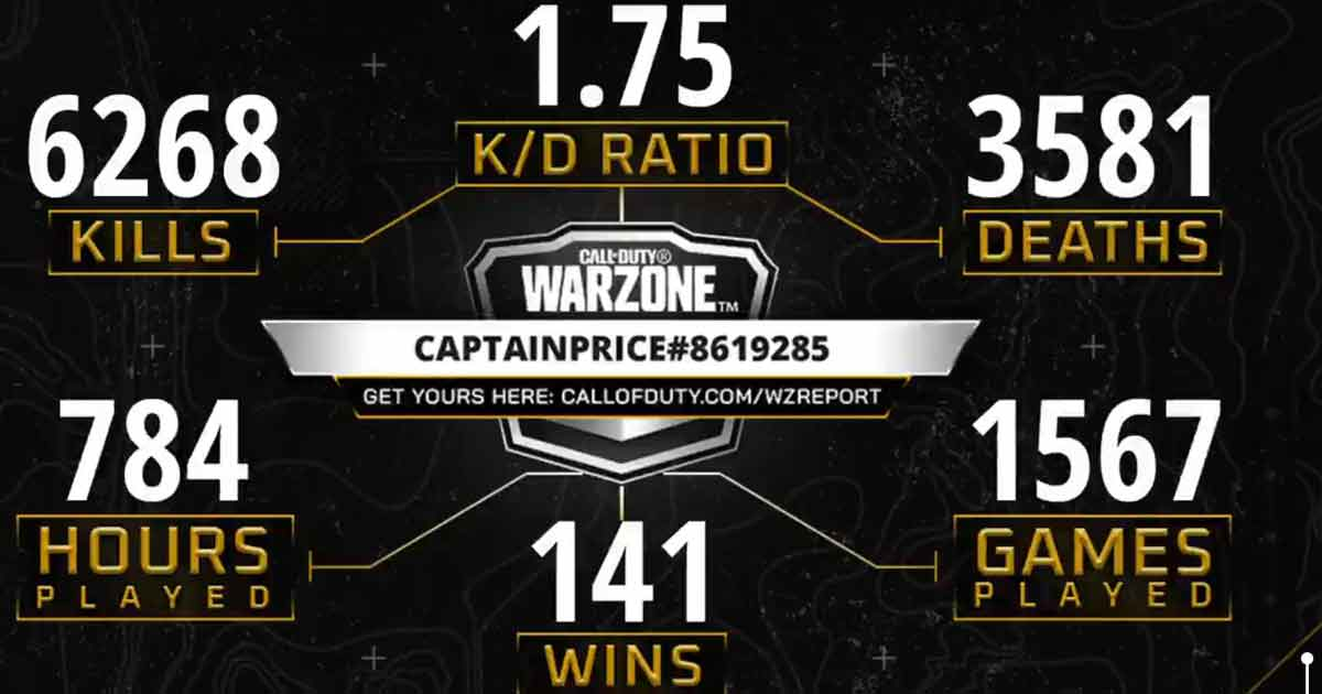 Warzone 1st anniversary