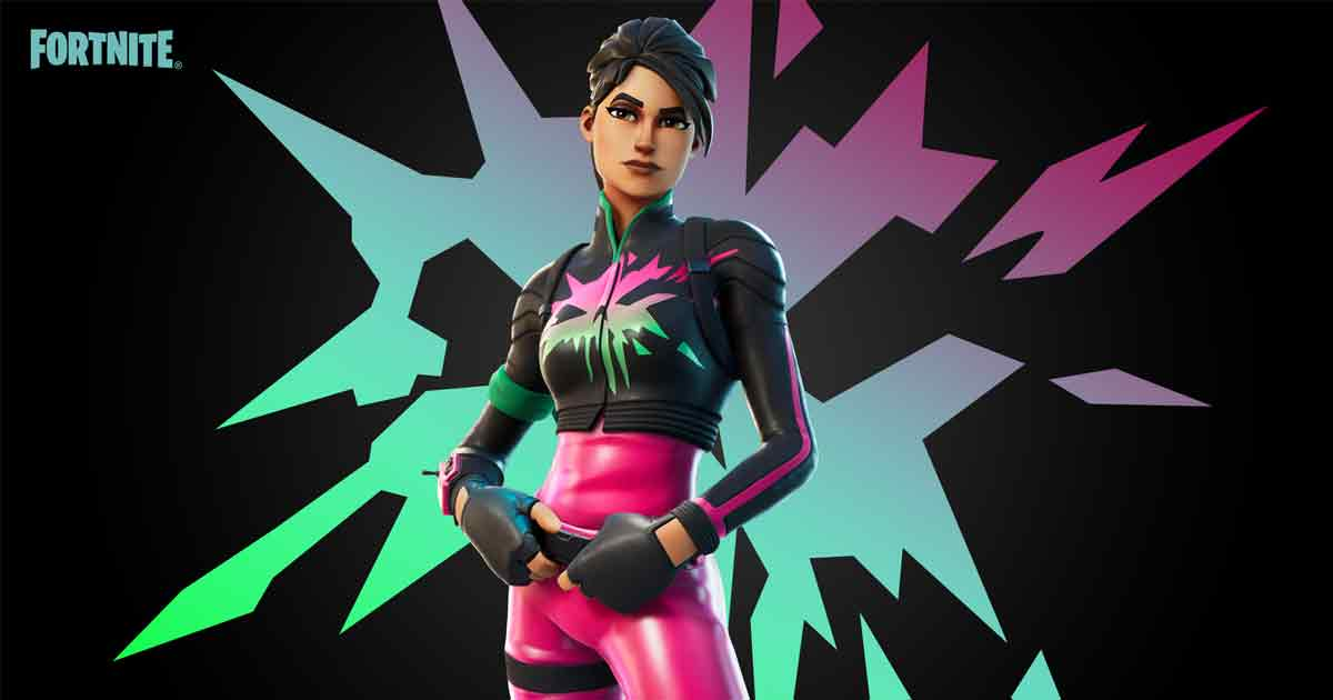 Fortnite_Trinity Trooper Outfit