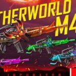Free Fire Netherworld M4A1