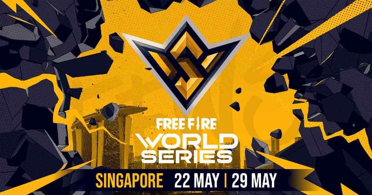 Garena Free Fire World Series