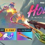 Free Fire_Holi