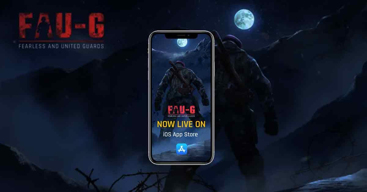 FAU-G iOS