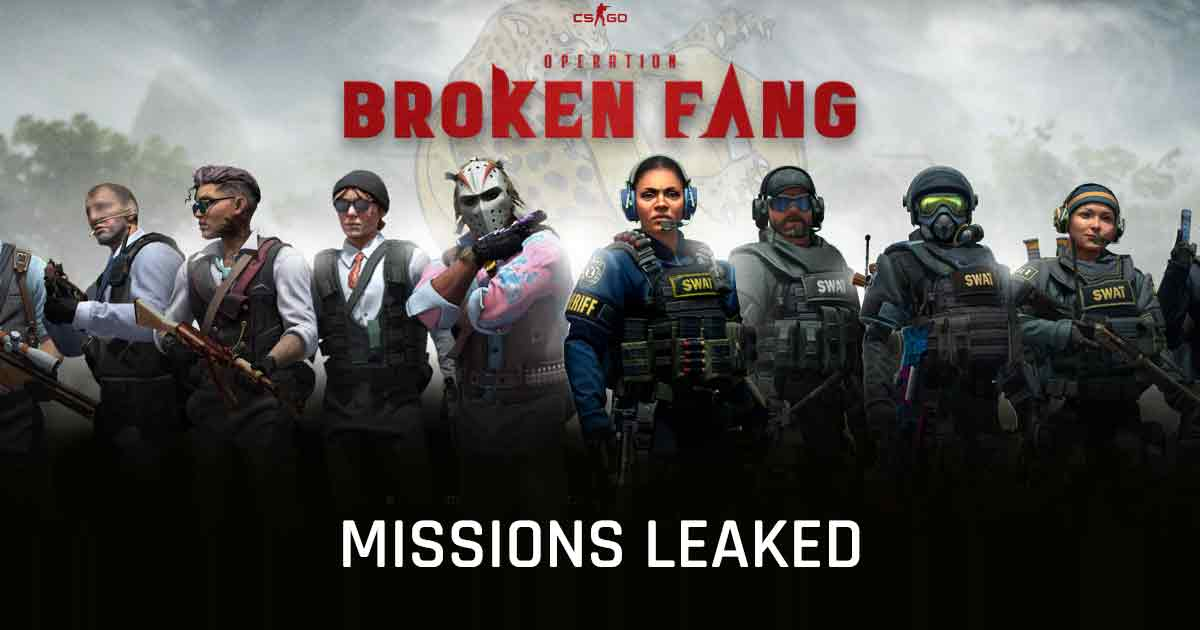 Operation Broken Fang_mission leaked