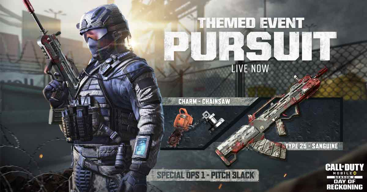 Call of Duty Mobile Pursuit