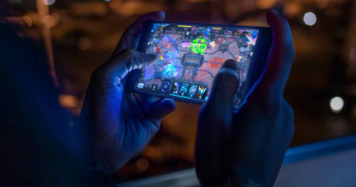 Top 10 smartphones in India for Gaming Enthusiasts