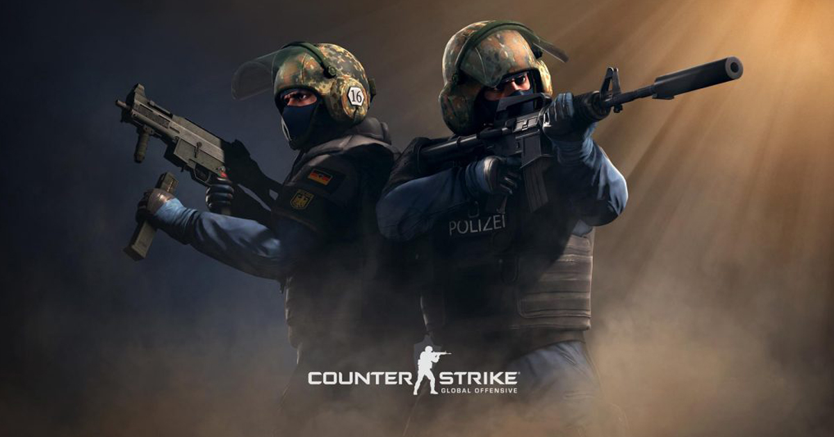 CS:GO Page on Steam