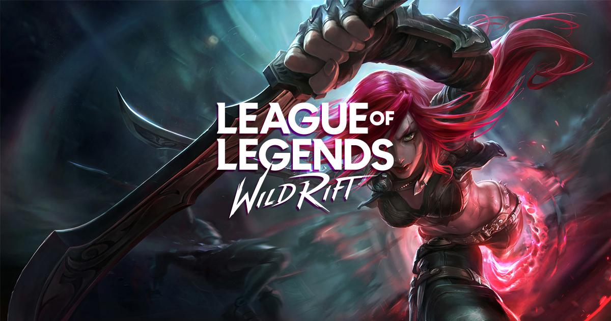 Wild Rift to add Katarina skin