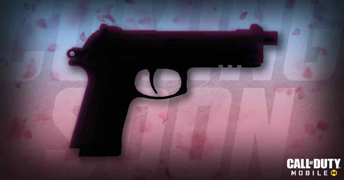 Renetti pistol CoD