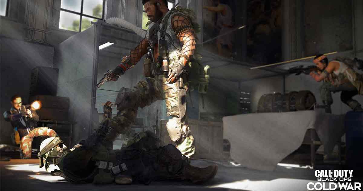 Wolf Operator Bundle CoD