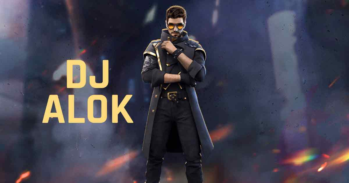 All the details about DJ Alok in Garena Free Fire and How to get it