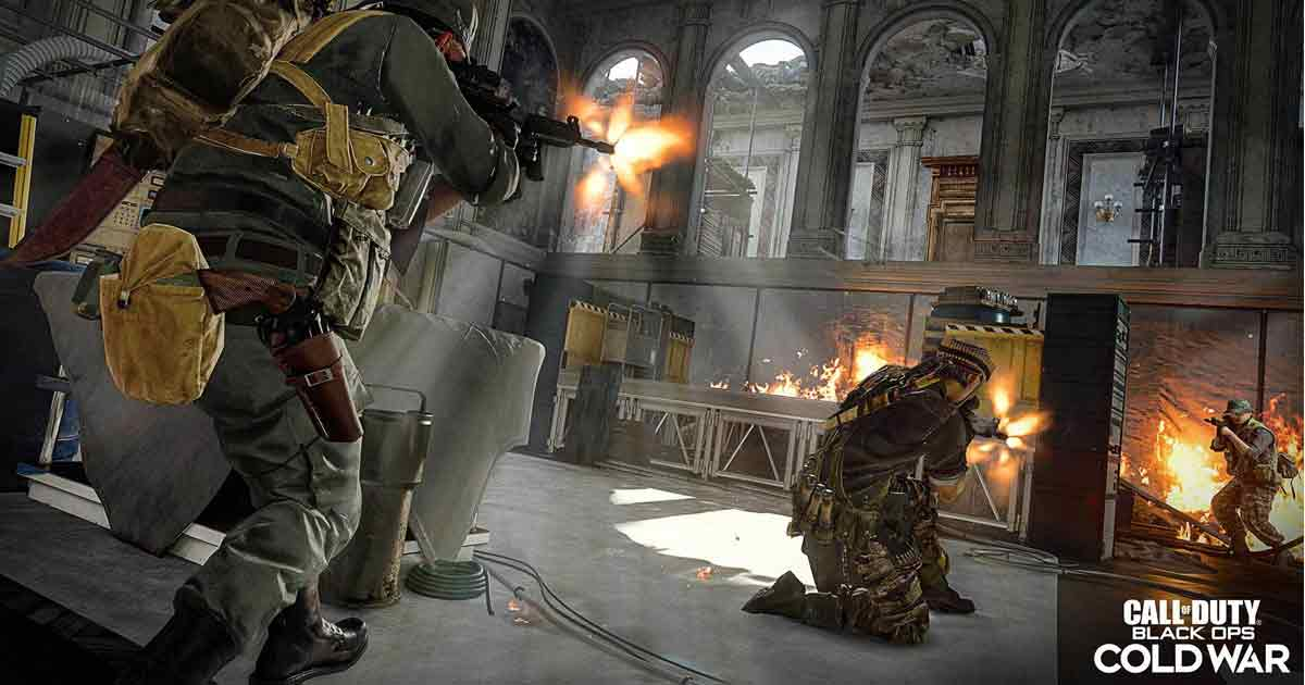 CoD: Black Ops Cold War to get Gunfight Tournament Mode