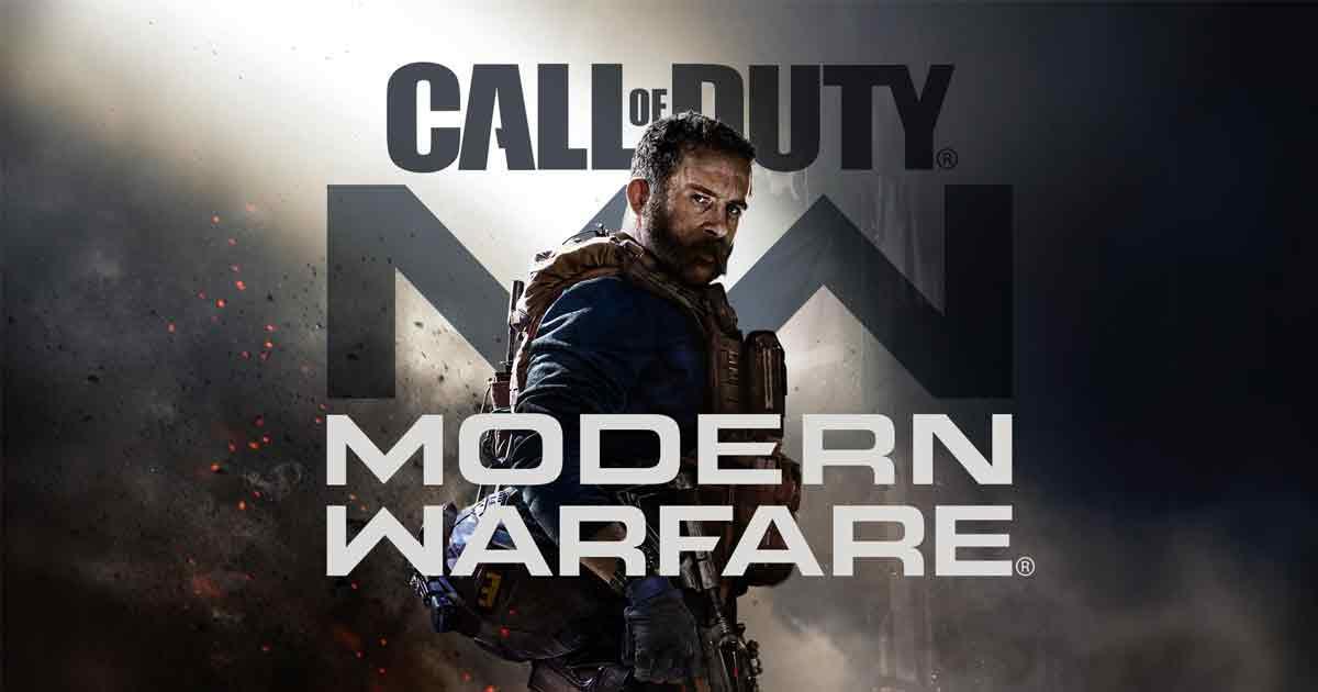 New maps Modern Warfare