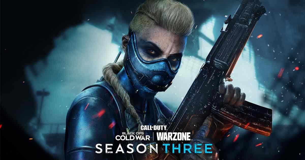 Warzone Season 3 update