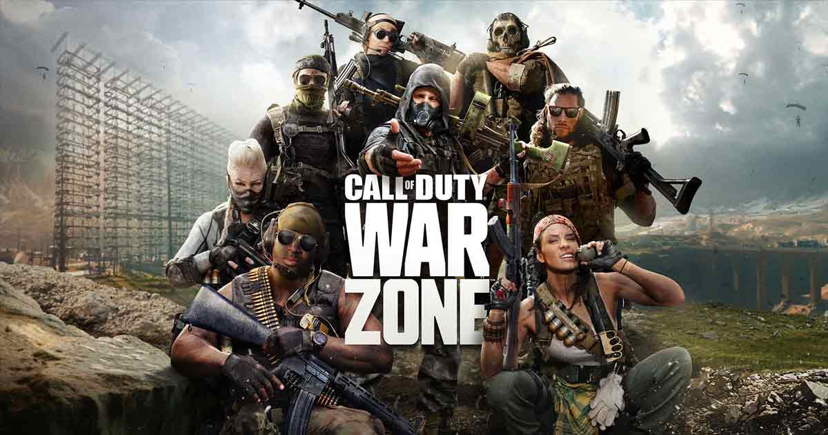 Season 3 CoD Warzone