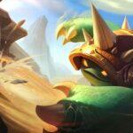 Rammus update Wild Rift