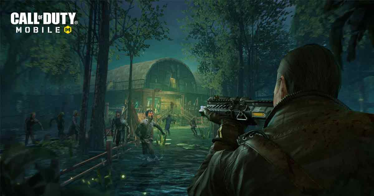 Zombies Mode CoD Mobile