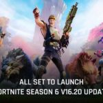 Fortnite v16.20 patch