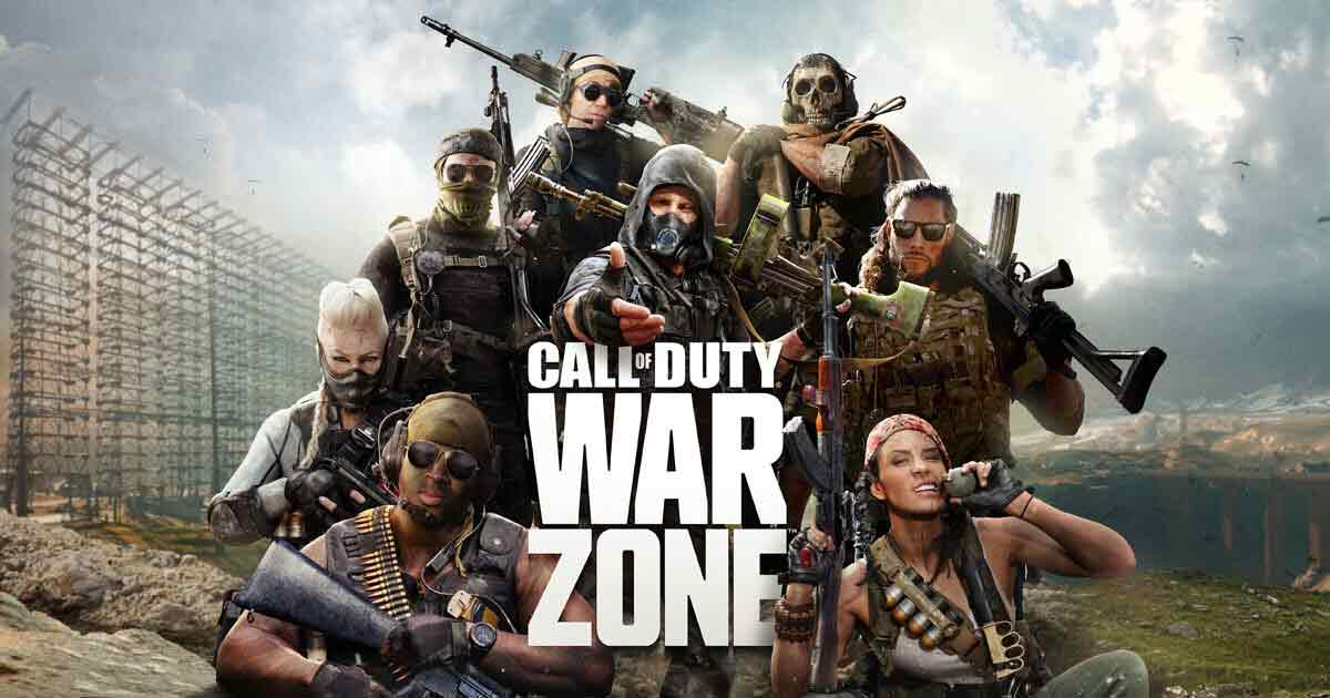 CoD Warzone issue