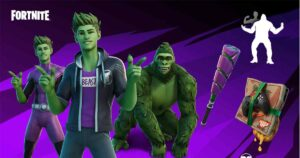 Beast Boy Fortnite