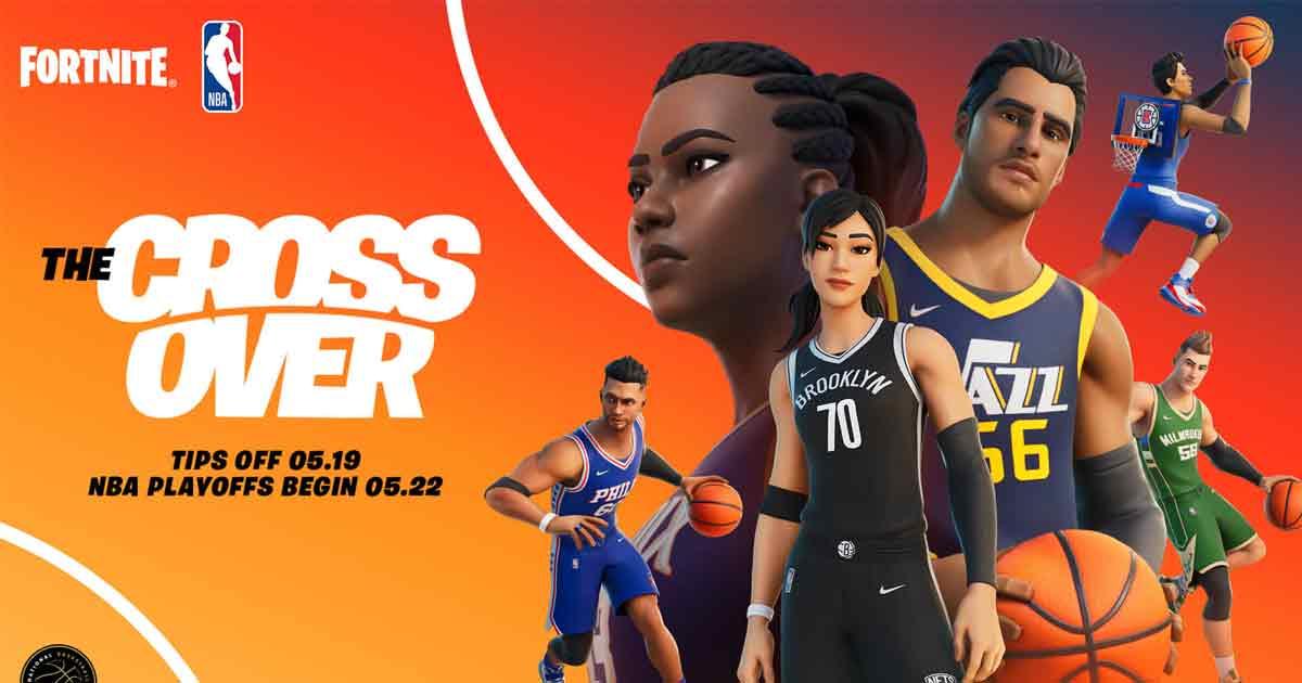 NBA skins Fortnite