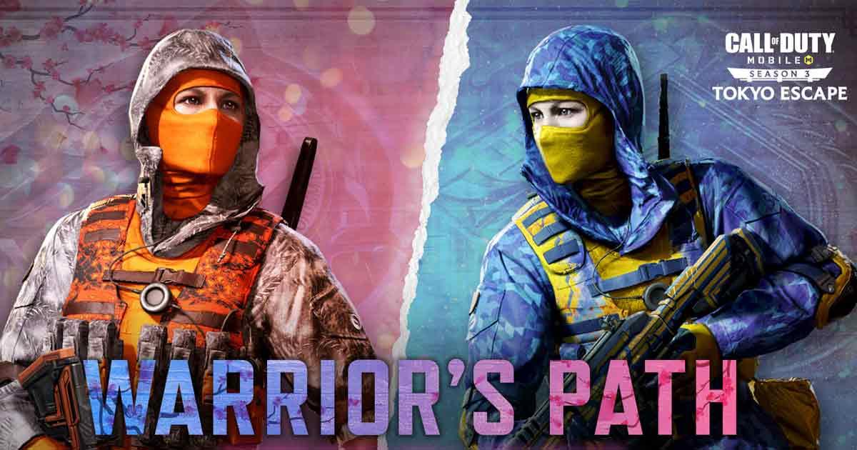 Warriors Path Call of Duty