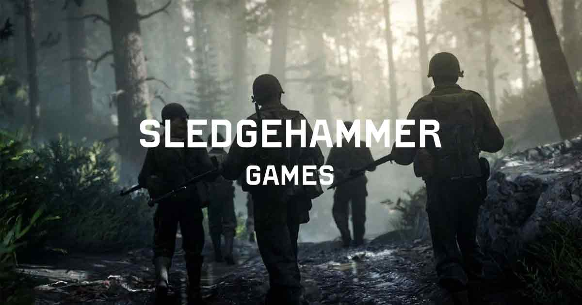 Sledgehammer Call of Duty