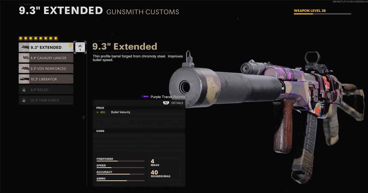 The Gunsmith Weapon Blueprint arrives in CoD Black Ops Season 3